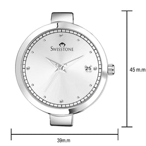 Swisstone L280-SLV-CH Wrist Watch for Women