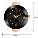 Load image into Gallery viewer, Swisstone SW-BK176-BLK Wrist Watch for Women