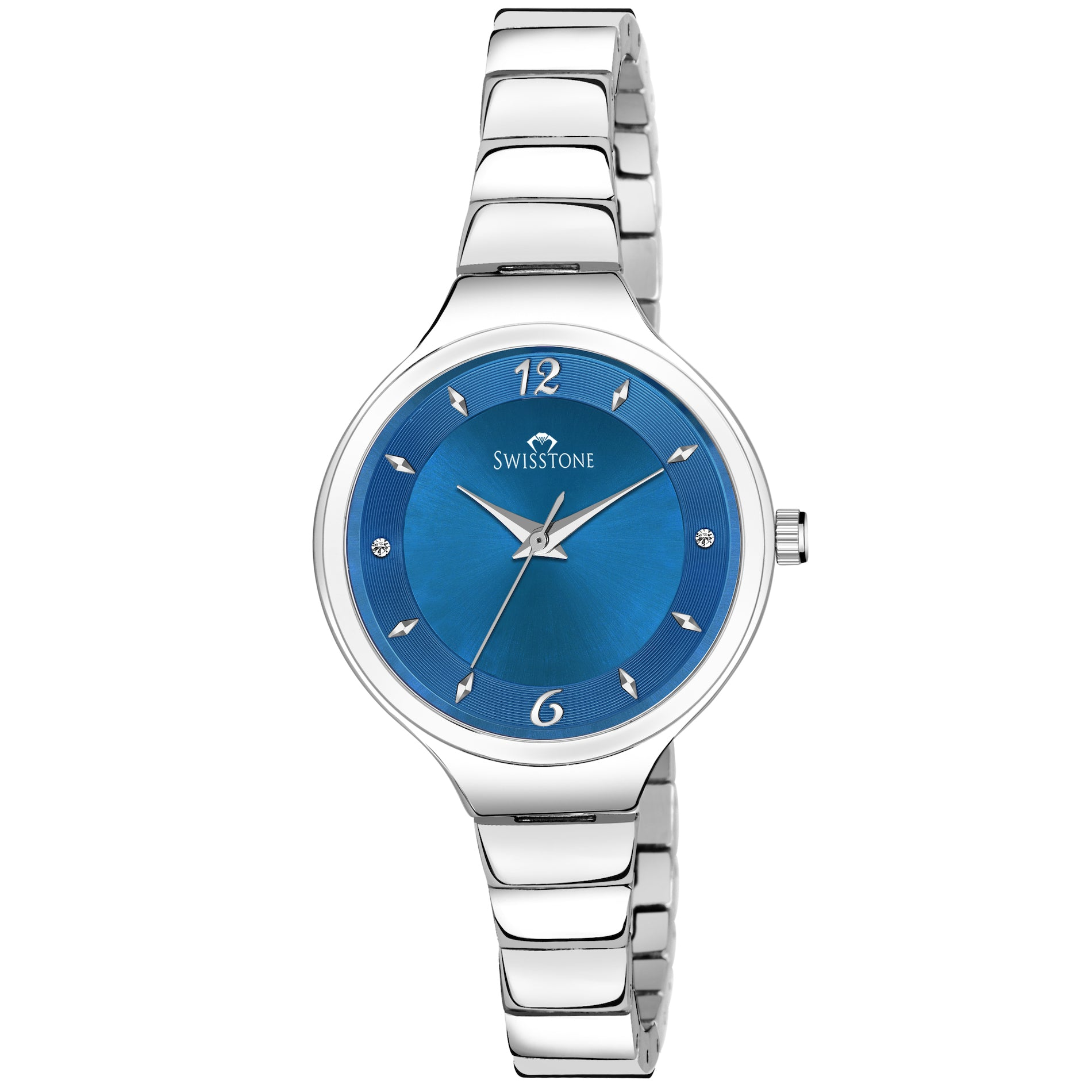 Swisstone SW-L029-BLU Wrist Watch for Women