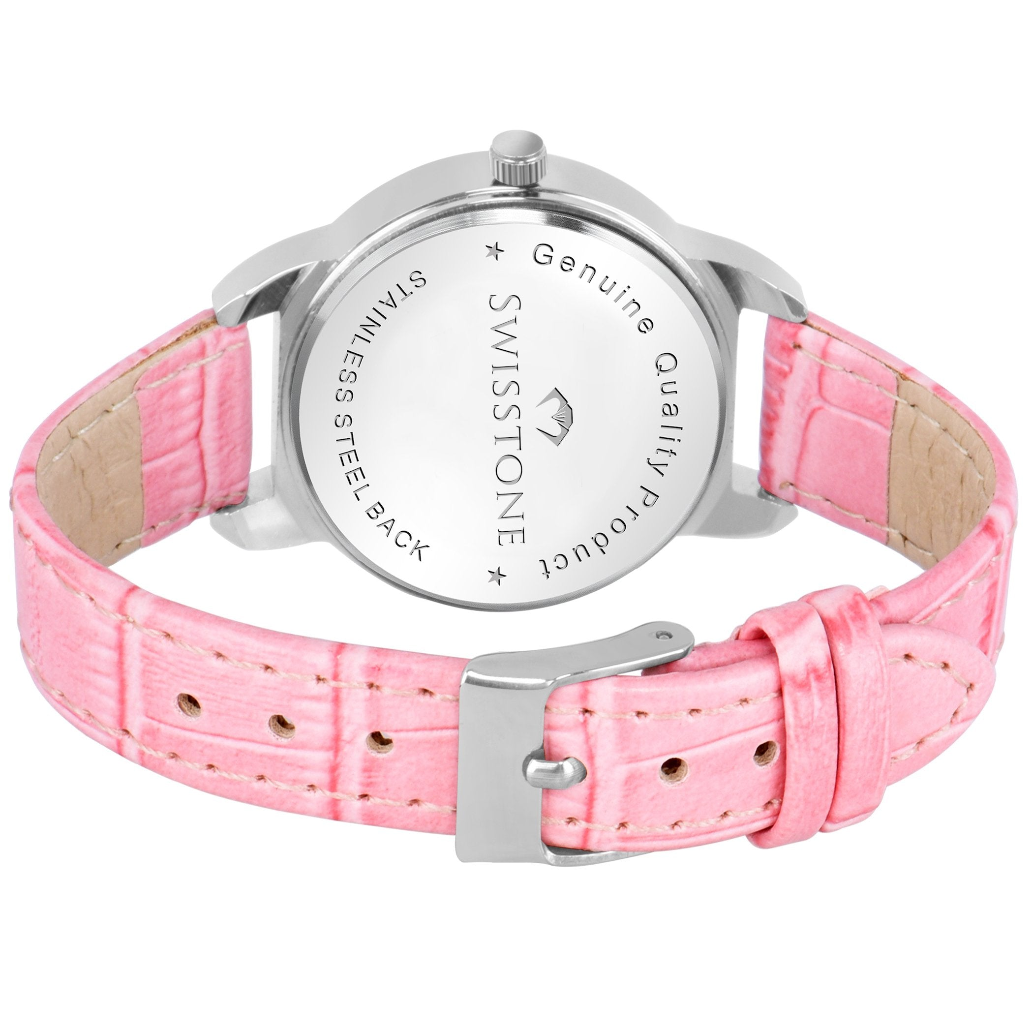 Swisstone SW-L143-PINK Wrist Watch for Women