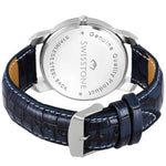 Load image into Gallery viewer, Swisstone SW050-BLUE Wrist Watch for Men