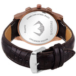 Load image into Gallery viewer, SWISSTONE SW235-BRWN Wrist Watch for Men