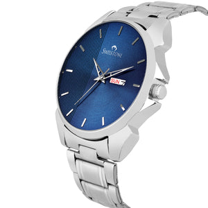 SWISSTONE SW480-BLU-CH Wrist Watch for Men