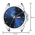 Load image into Gallery viewer, SWISSTONE SW480-BLU-CH Wrist Watch for Men