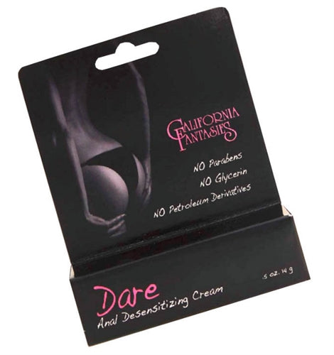 Dare - Anal Desensitizing Cream - 0.5 Oz. CF-DAR-BX