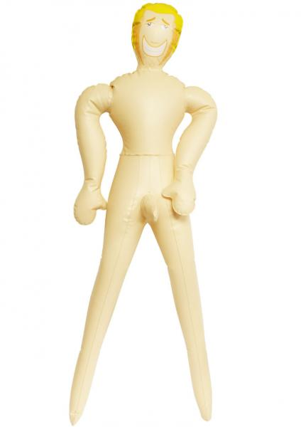 John Inflatable Love Doll Travel Size