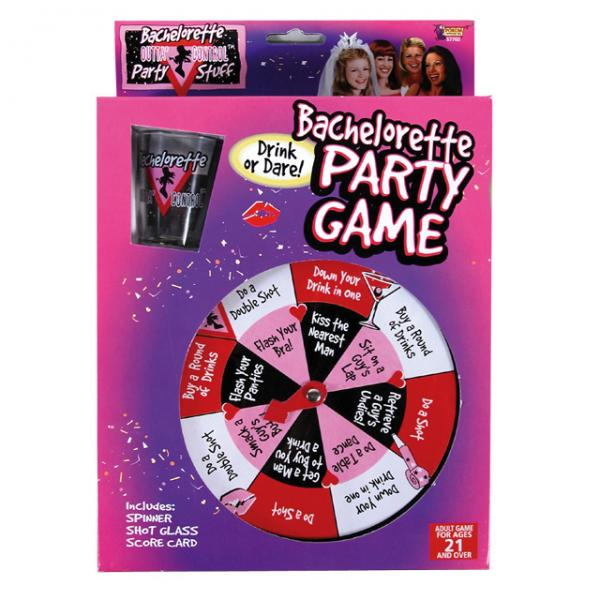 Bachelorette Party Game