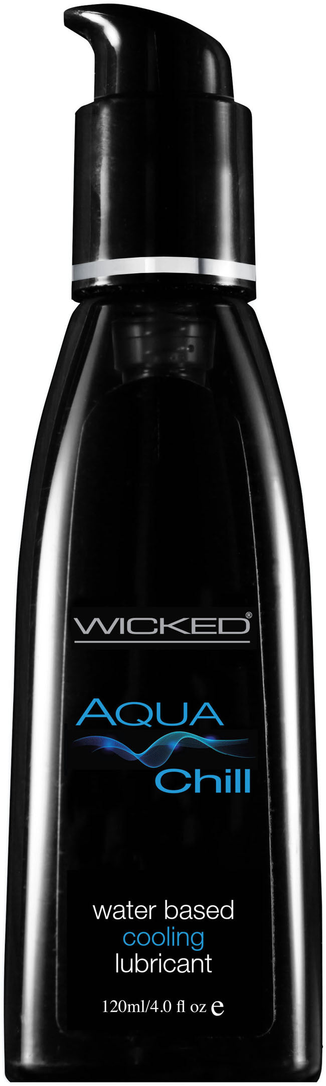 Wicked Aqua Chill Water Based Cooling Lubricant 4.0 Fl Oz. / 120 ml WS-90222