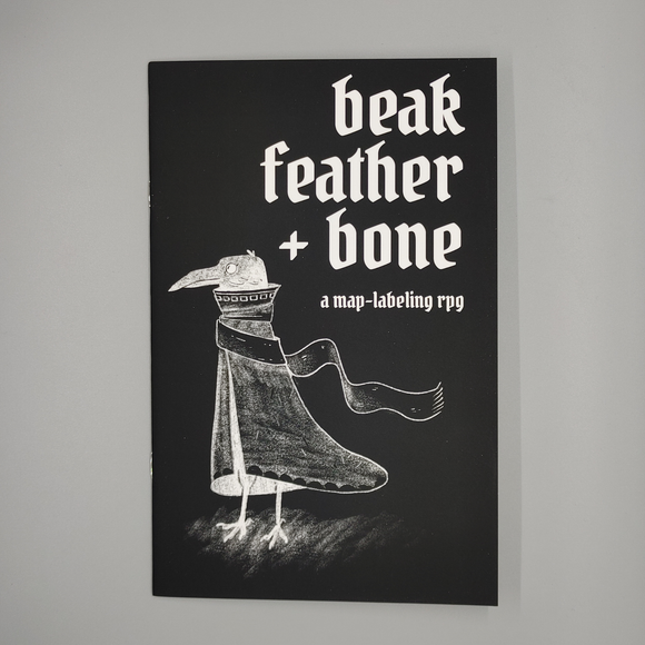 Beak, Feather, and Bone