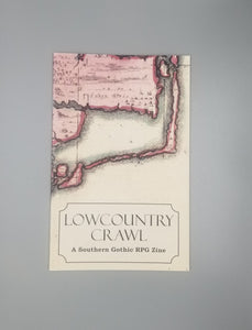 Lowcountry Crawl (Ashcan Version)
