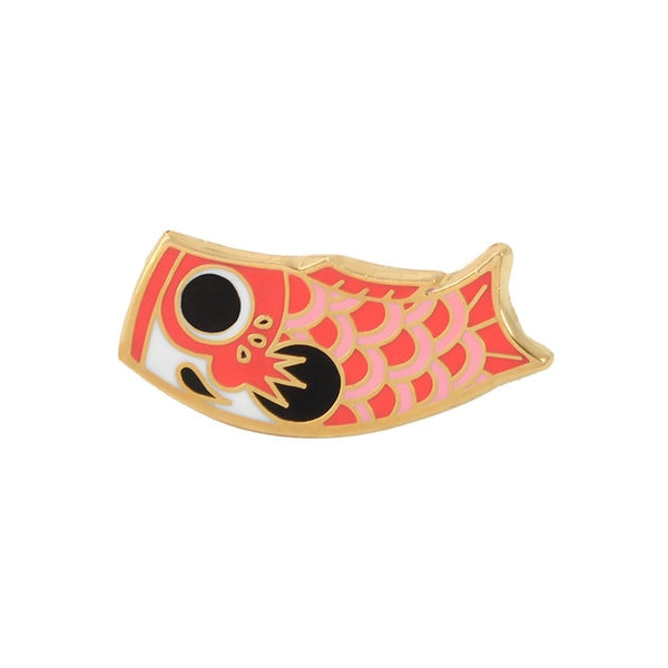 Sushi and Fish Food and Drink Pin Series