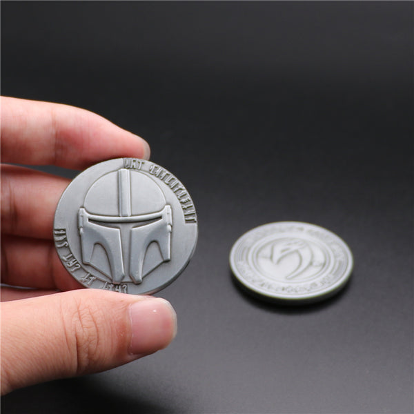 Bounty Hunter Challenge Coin