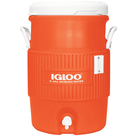 Igloo 5 GL  Seat Top Water Cooler