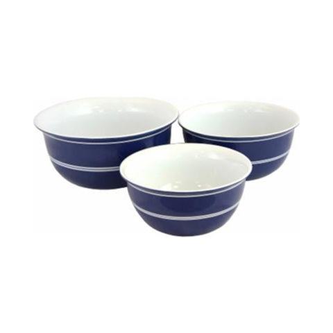 Gibson Just Dine 3pc Nesting Bowl Set