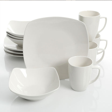 Gibson Zen 12pc Dinner Set