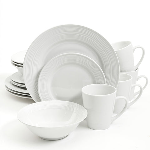 Gibson Buffet 16 Pice Dinnerware Set