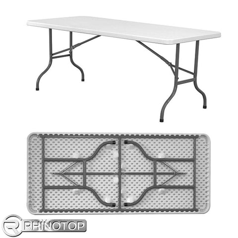 RhinoTop Table 6 ft straight