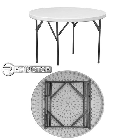 "RhinoTop Table 44"" round"