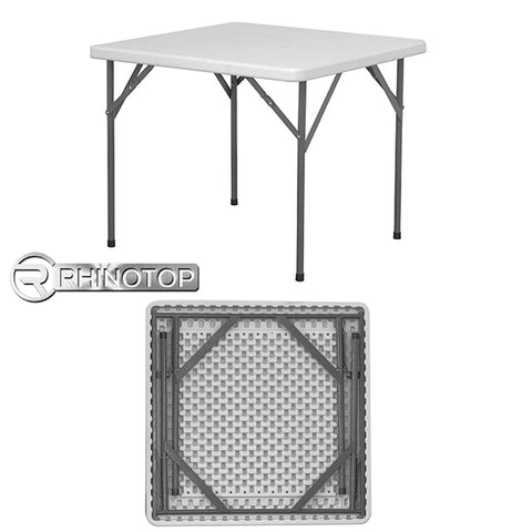 "RhinoTop Table 35"" Square"