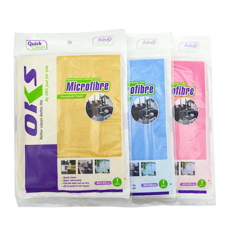 OKS Microfiber Household Towel