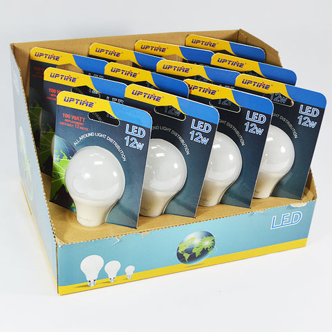 Up Time Led Bulbs 12W (100W) Daylight 1pk