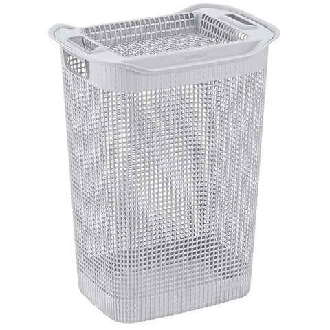 Rimax 13.2 Gl Laundry Hamper (Grey)