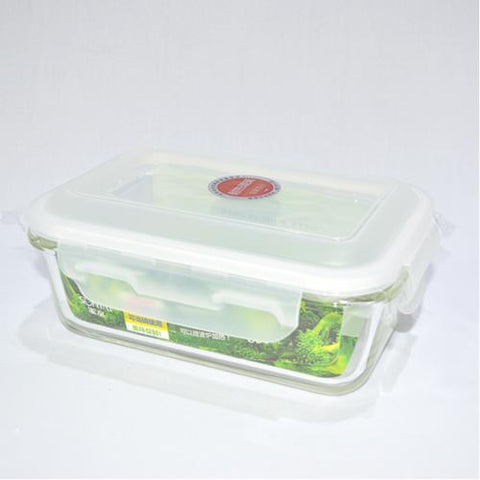 Glass Food Storage Container 830 ml