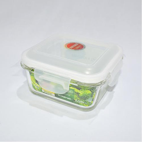 Glass Food Storage Container 690 ml