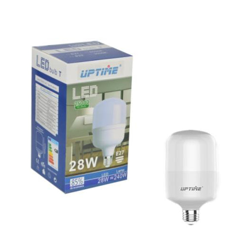 Up Time Led Bulbs 28W (240W) Daylight 1pk E27