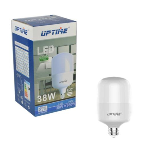 Up Time Led Bulbs 38W (360W) Daylight 1pk E27