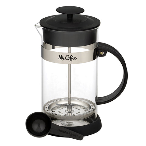 Gibson Mr Coffee Oasis 32oz French Press