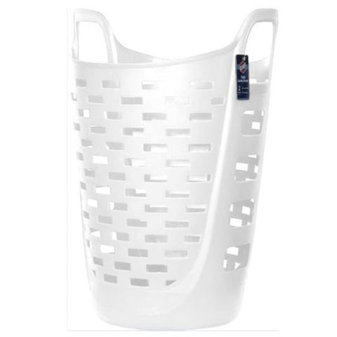 Clorox 70L Flexi Laundry Hamper (White)