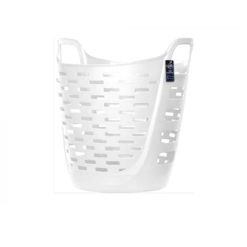 Clorox 35L Flexi Laundry Hamper (White)
