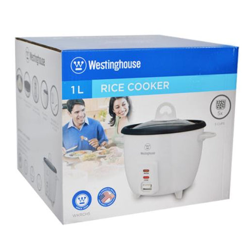 Westinghouse Rice Cooker 5 Cup/ 1 Lt