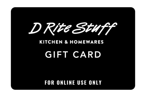 D Rite Stuff Gift Card