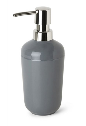 Umbra Suds Soap Pump (charcoal)