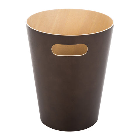 Umbra Woodrow Waste Can (Espresso)