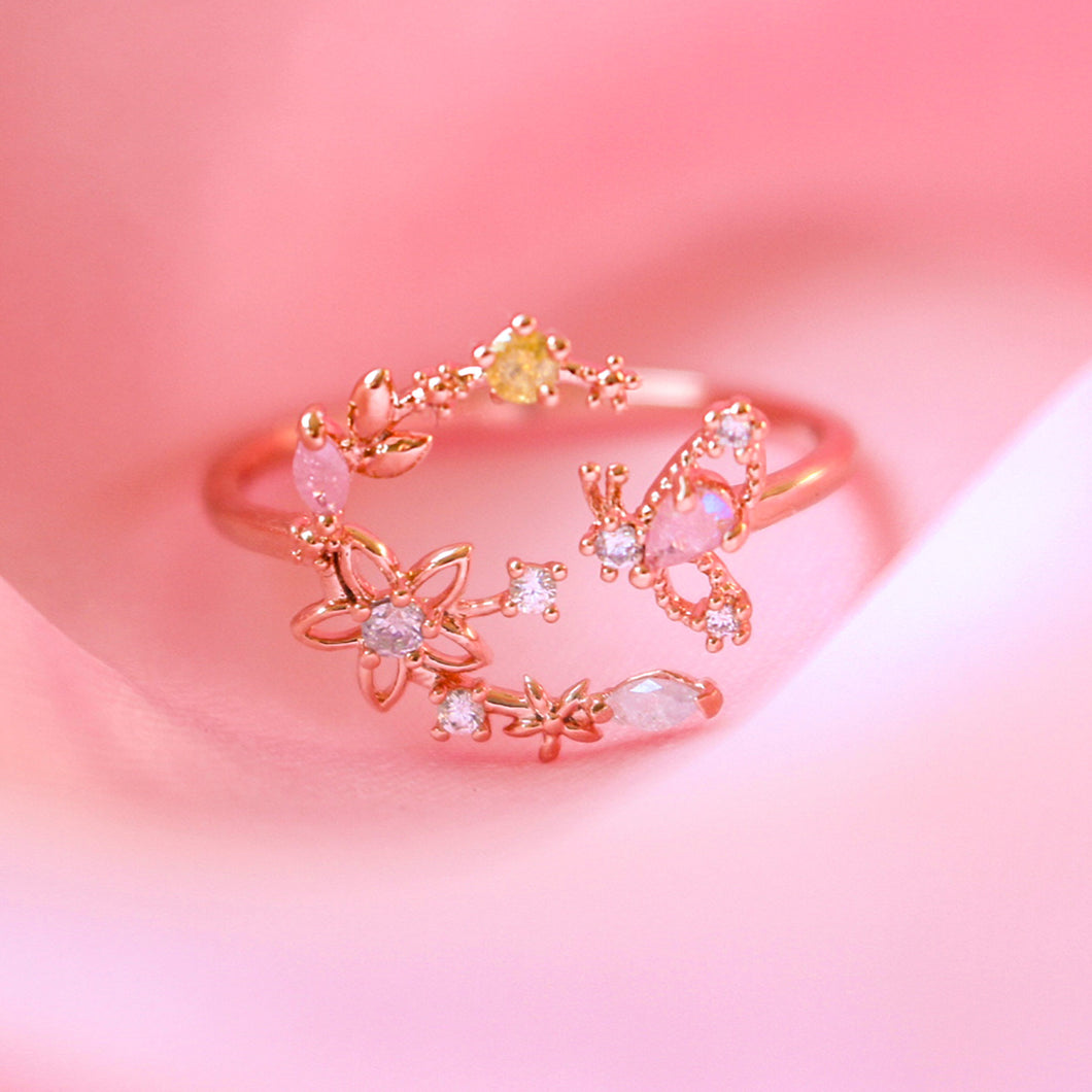 Butterfly Dream Ring