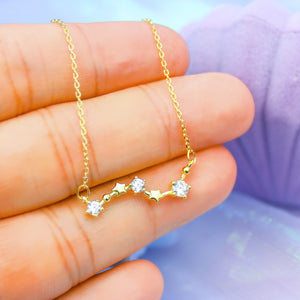Connecting Stars Necklace