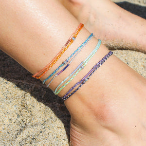 [Double the Better] Double Wealth Anklet