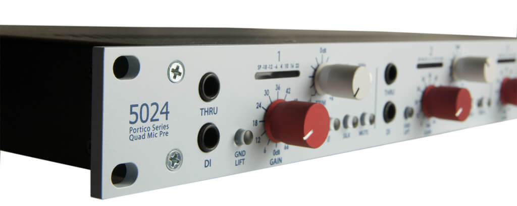 Rupert Neve Designs | 5024 Quad Mic Pre | India | Bhalerao Enterprises