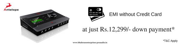 Antelope Audio | Zen Tour | Buy Now, Pay Later | India | Bhalerao Enterprises