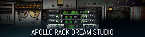Universal Audio | Apollo Rack Dream Studio Promotion | India | Bhalerao Enterprises