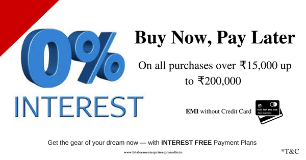 Buy Now, Pay Later | 0% Interest Financing | India | Bhalerao Enterprises