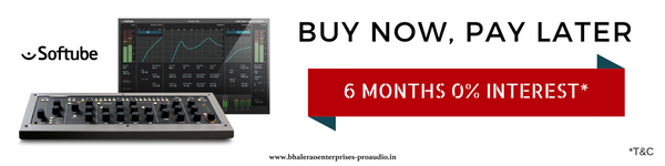 Softube | Console 1 | Buy Now, Pay Later | India | Bhalerao Enterprises