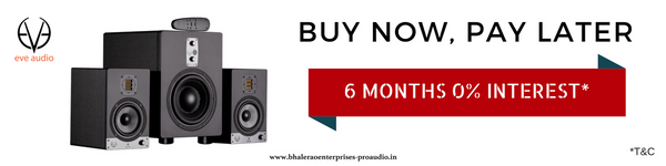 EVE Audio | SC205 - TS108 Bundle | Buy Now, Pay Later | India | Bhalerao Enterprises