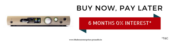 Prism Sound | Lyra 1 | Buy Now, Pay Later | India | Bhalerao Enterprises