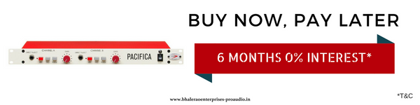 A-Designs Audio | PACIFICA | Buy Now, Pay Later | India | Bhalerao Enterprises