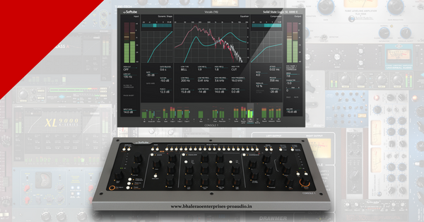 softubestudios console 1 mk ii with uad uaudio integration and at much more affordable price. Black Bedroom Furniture Sets. Home Design Ideas