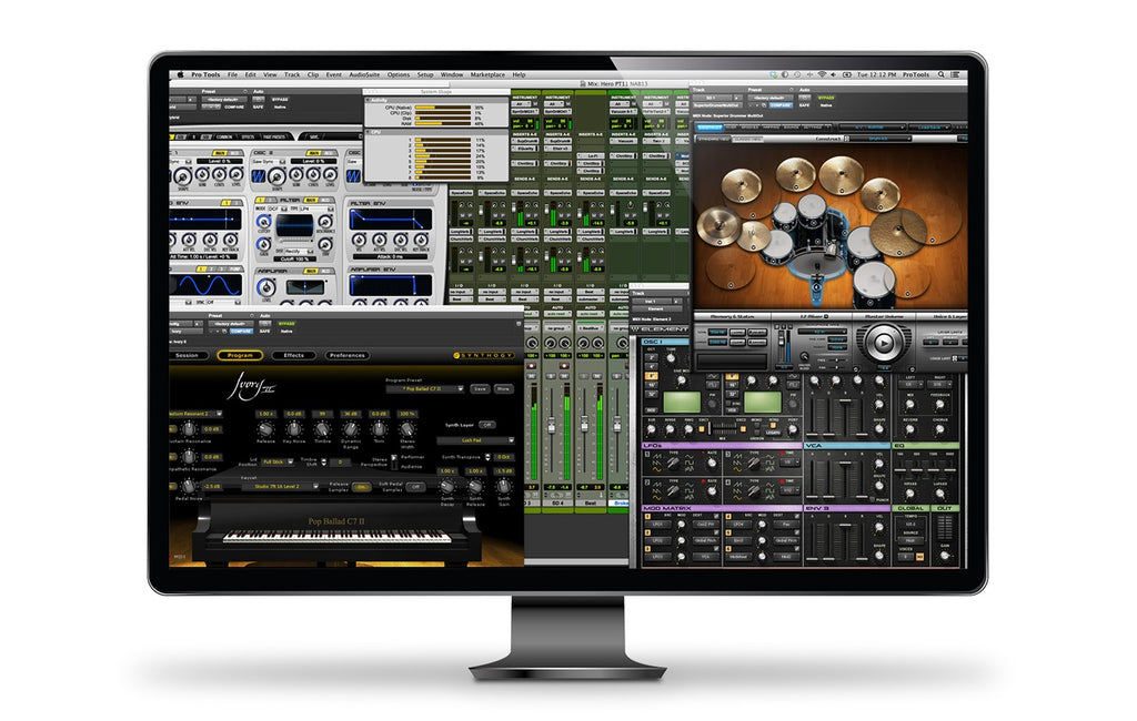 Avid | Pro Tools | India | Bhalerao Enterprises
